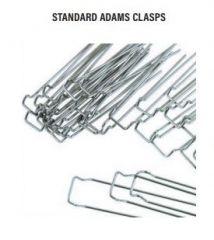 STANDARD ADAMS CLASPS