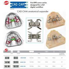 ANATOMICAL EXPANDER CAD-CAM 8mm