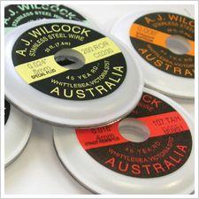 Australian A.J. Wilcock Roll