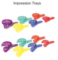 Plastic Impressions Trays