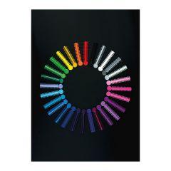 Elastic Ligatures Color Boutique