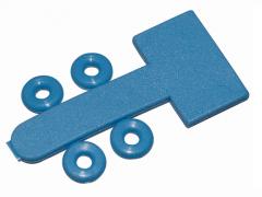 Jumbo Separators XXL blue round