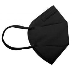 FFP2 Μάσκα προστασίας Μαύρη