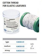 Elastic Cotton Thread Medium