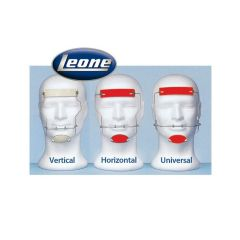 Face Mask Red Small Horizontal adj.
