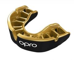 OPRO Gold-Fit Mouthguard for Non-Braces