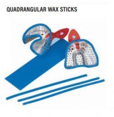 QUADRANGULAR WAX STICKS